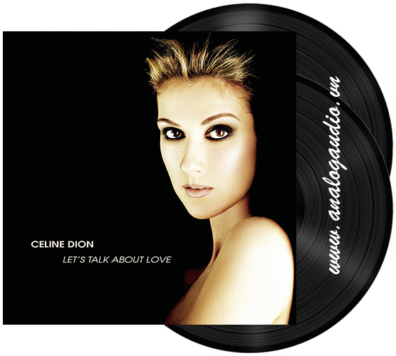 Celine Dion - let%&&&%s talk about love
