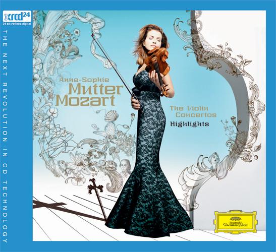 Anne-Sophie Mutter - Mozart