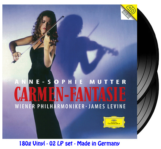 Anne-Sophie Mutter - Carmen Fantasy