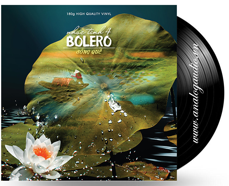 Đĩa than Bolero 4 - Sông Quê