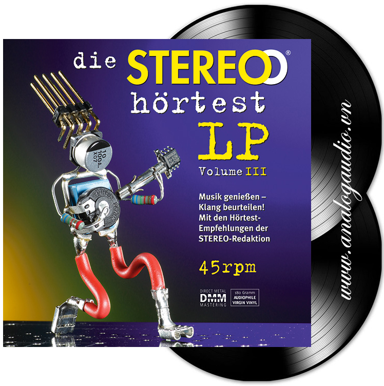 Die Stereo Hortest LP vol. III