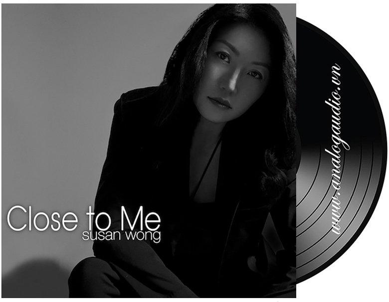 SUSAN WONG - close to me