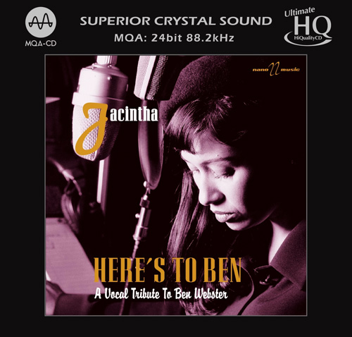Jacintha - here is to Ben