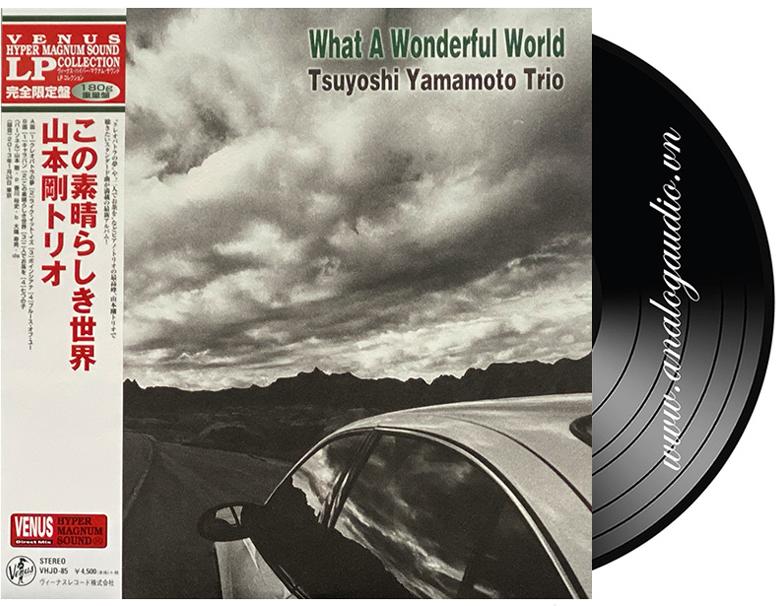 Tsuyoshi Yamamoto - what a wonderful world