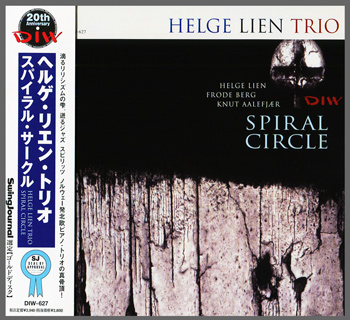 HELGE LIEN TRIO - spiral circle
