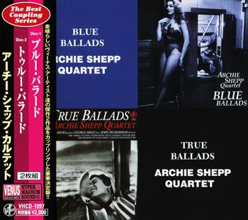 Archie Shepp - True Ballads & Blue Ballads