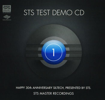 STS TEST DEMO CD