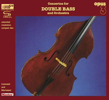 Concertos for DOUBLE BASS