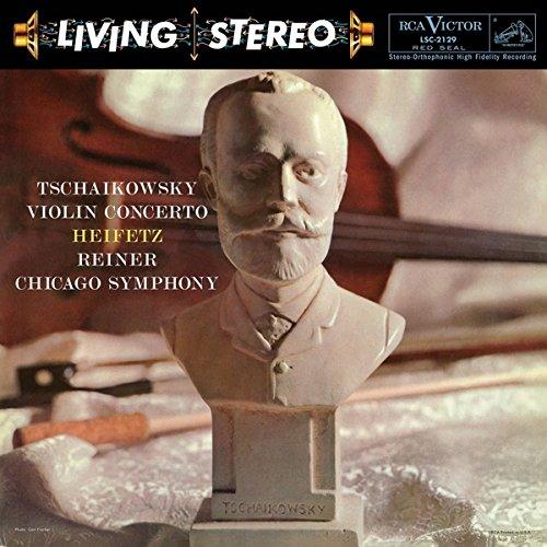 Tschaikowsky Violin Concerto - Heifetz