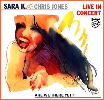 Sara K - live in concert