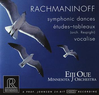Rachmaninoff - Eiji Oue & Minnesota Orchestra