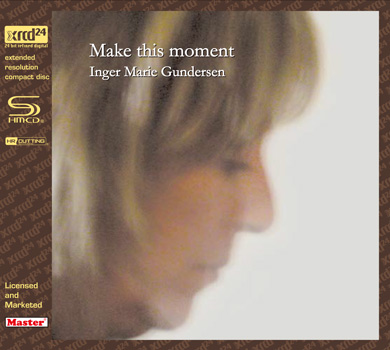 Inger Marie - make this moment