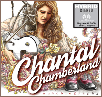 Chantal Chamberland ‎– Autobiography