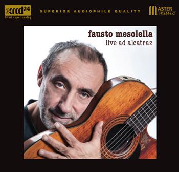 Fausto Mesolella live ad alcatraz