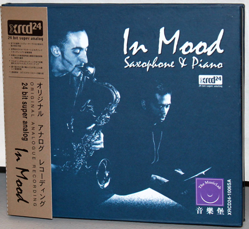In Mood - Saxophone & Piano