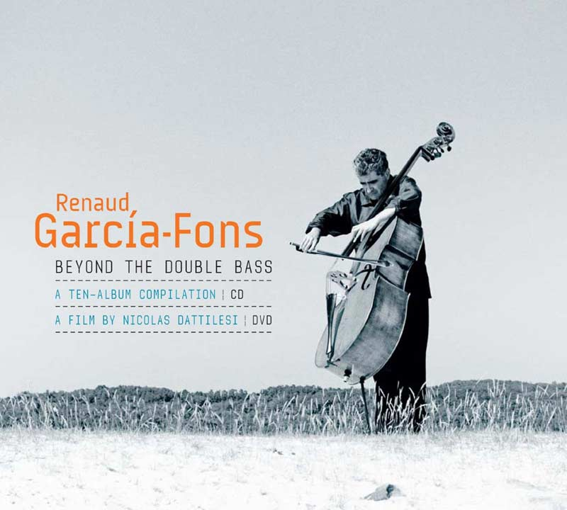 Renaud Garcia Fons - beyond the double bass