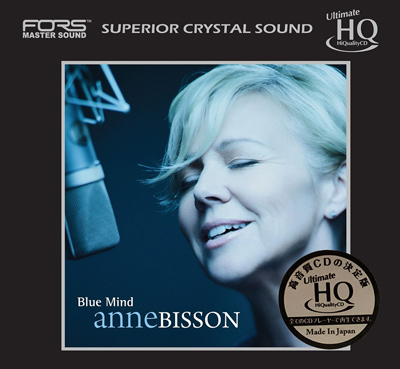Anne Bisson - Blue Mind (deluxe edition)