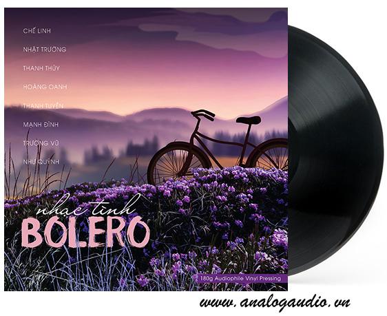 Đĩa than Nhạc Tình Bolero