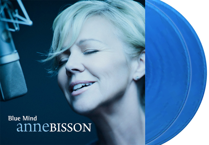 Anne Bisson - Blue Mind (45rpm)