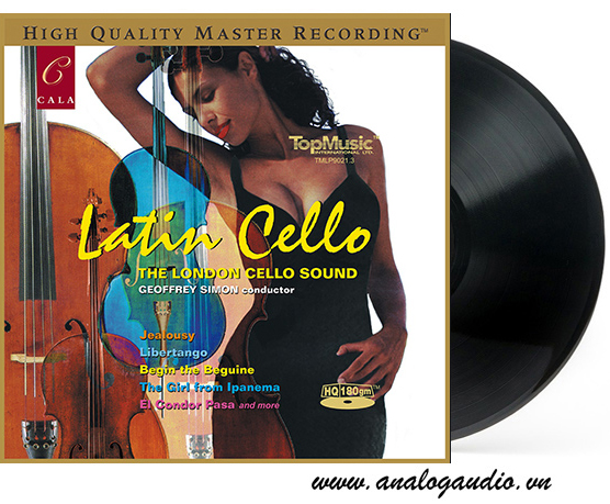 Latin Cello - The London Cello Sound