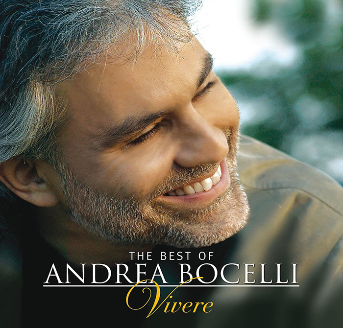 Andrea Bocelli - the best of
