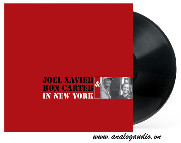 Joel Xavier & Ron Carter In New York