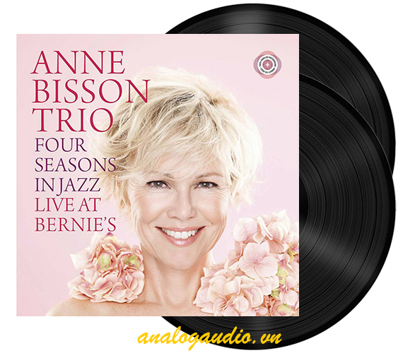 ANNE BISSON TRIO - Four Seasons In Jazz