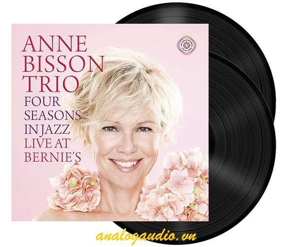 ANNE BISSON TRIO - Four Seasons In Jazz