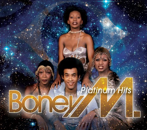 Boney M - Platinum Hits