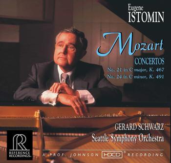 Mozart Concertos #21 & #24