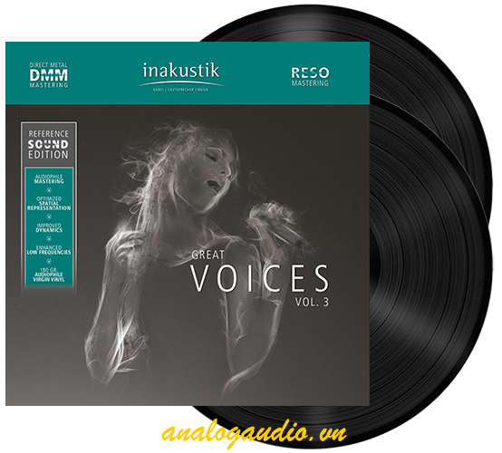 Great Voices vol.3