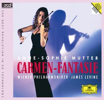 Anne-Sophie Mutter - Carmen Fantasy