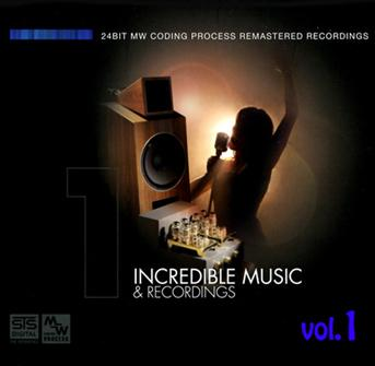 Incredible Music & Recordings vol.1