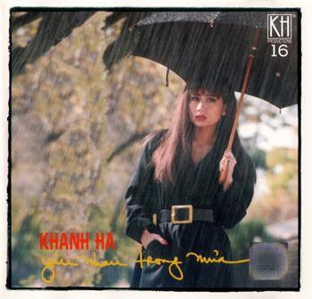 Khánh Hà - yêu nhau trong mưa