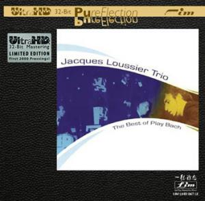 Jacques Loussier - the best of play Bach