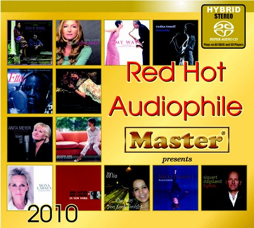 Master Red Hot Audiophile 2010