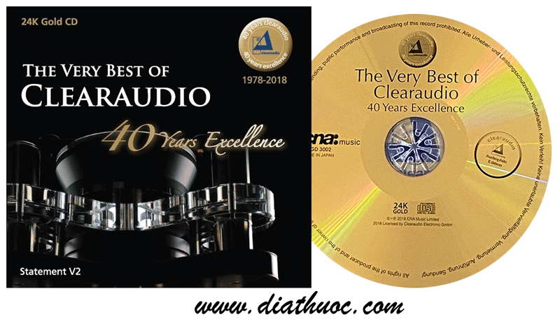 THE VERY BEST OF CLEARAUDIO