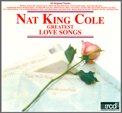 Nat King Cole - greatest love songs