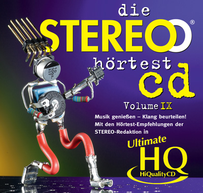 Die Stereo Hortest CD vol. IX