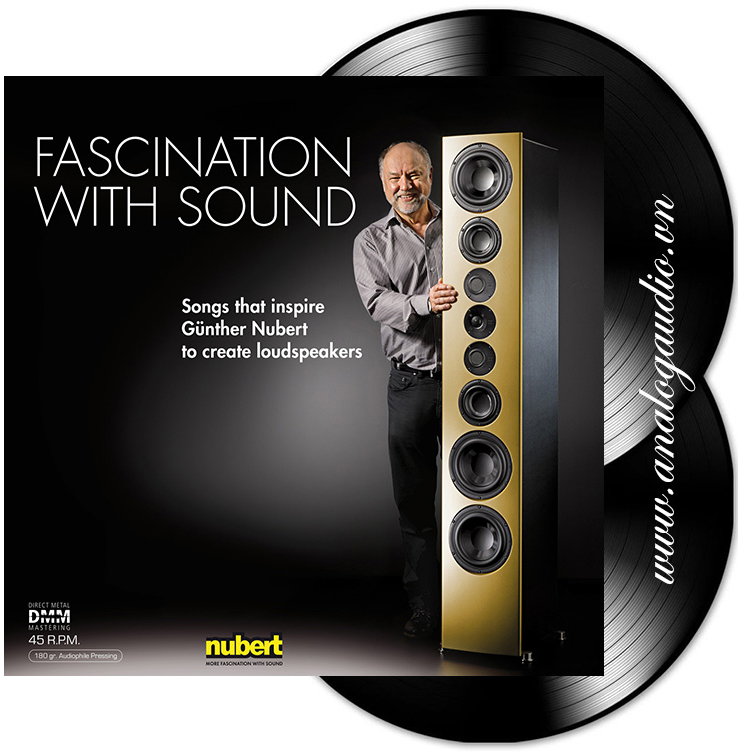 FASCINATION WITH SOUND