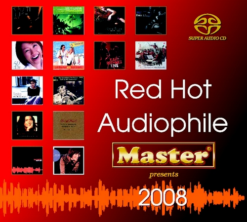 Master Red Hot Audiophile 2008