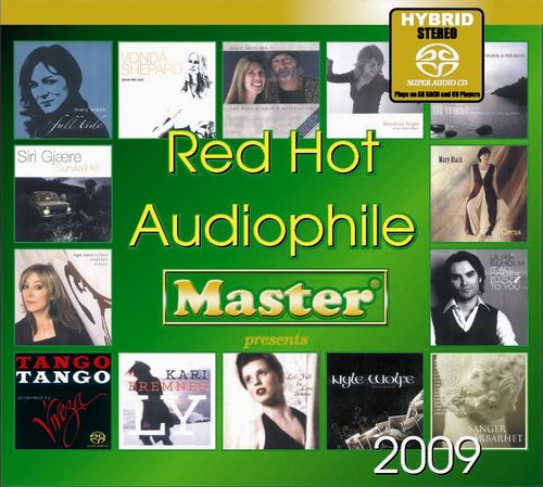 Red Hot Audiophile 2009