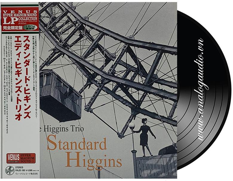 Eddie Higgins Trio - Standard Higgins