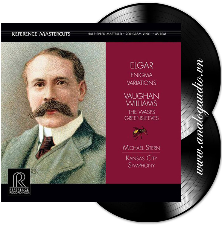 Elgar & Vaughan Williams
