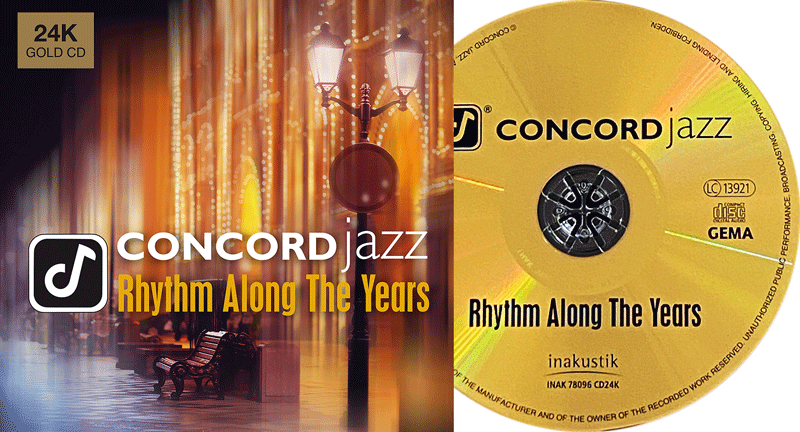 CONCORD JAZZ - rhythm along the year