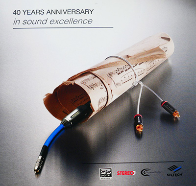 40 YEARS ANNIVERSARY in sound excellence
