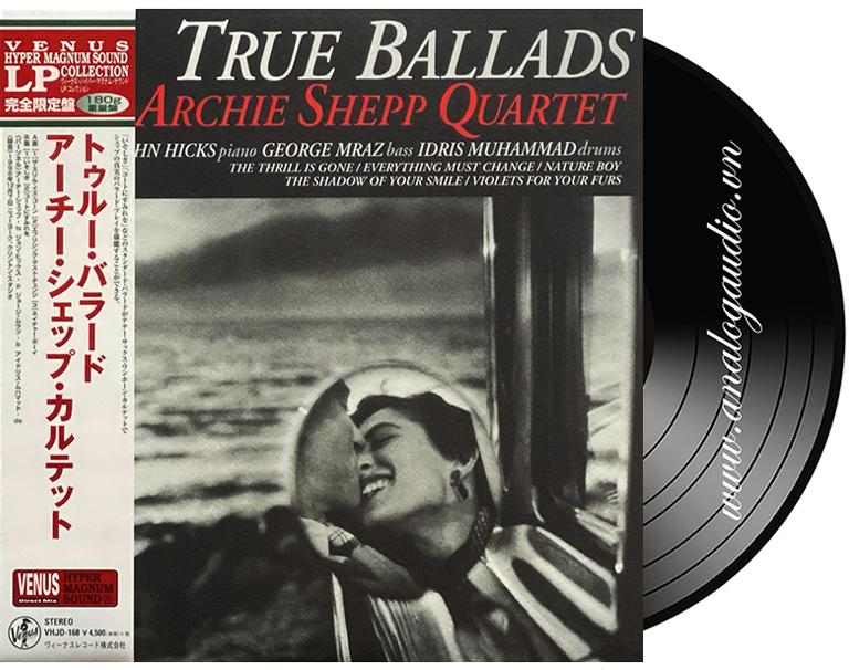 Archie Shepp Quartet - True Ballads