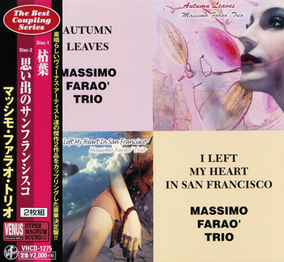 Massimo Farao - autumn leaves & I left my heart in SF
