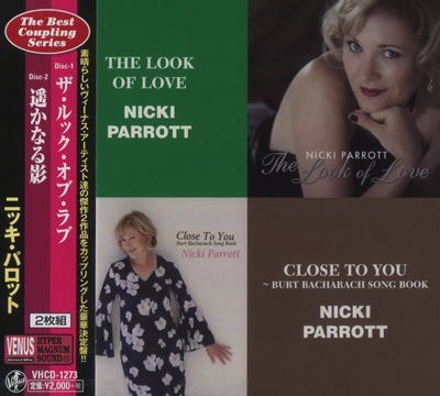 Nicki Parrott - the look of love & close to you