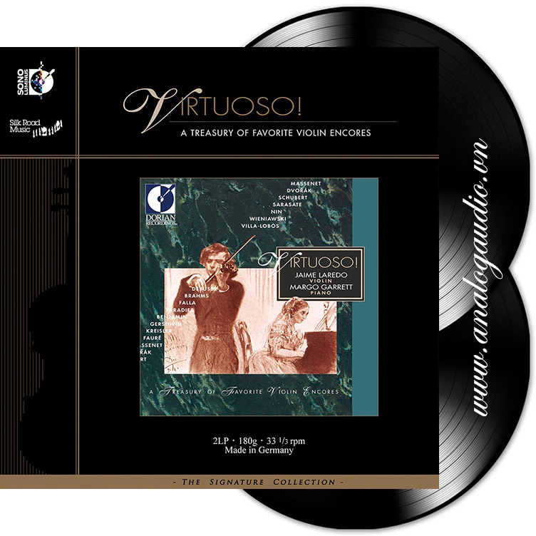 VIRTUOSO a treasury of favorite violin encores